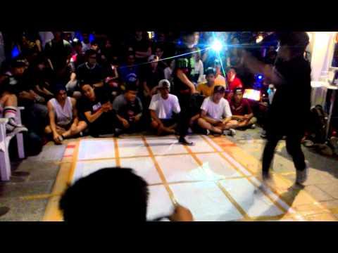 thi đấu hiphop siêu kinh điển Diên Khánh Pro