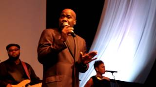 Will Downing in concert Little Rock AR