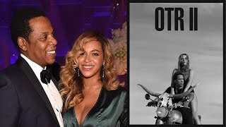 Beyonce & Jay-Z Announce OTR2!
