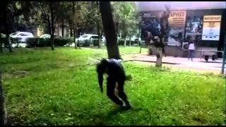 Сальто без рук. Арген Эсенгельдиев