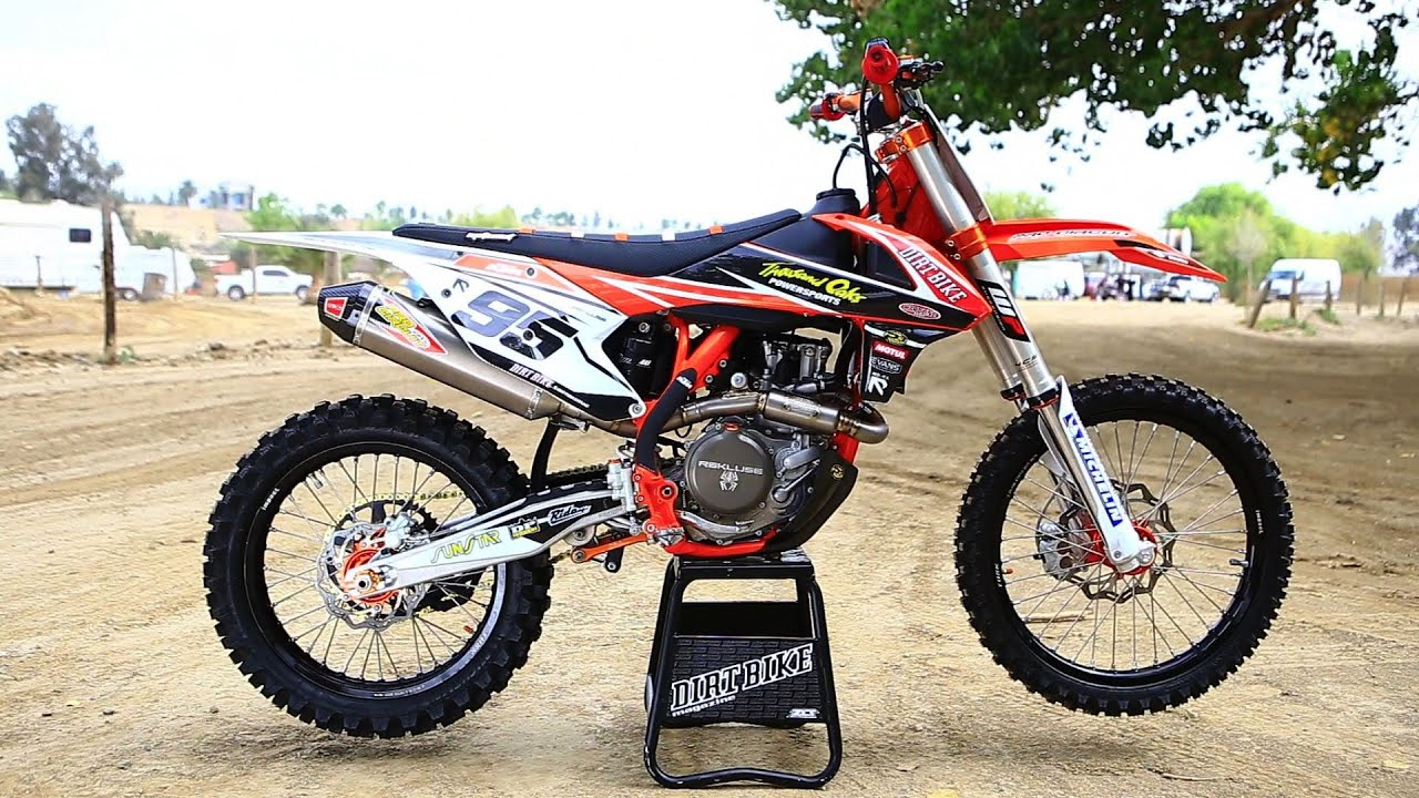 project thousand oaks powersports ktm 450sxf || hardware - youtube