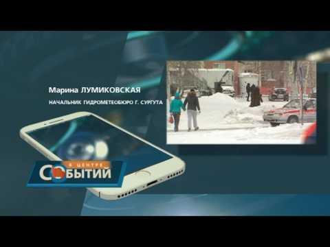 Погода в Сургуте и на Ямале