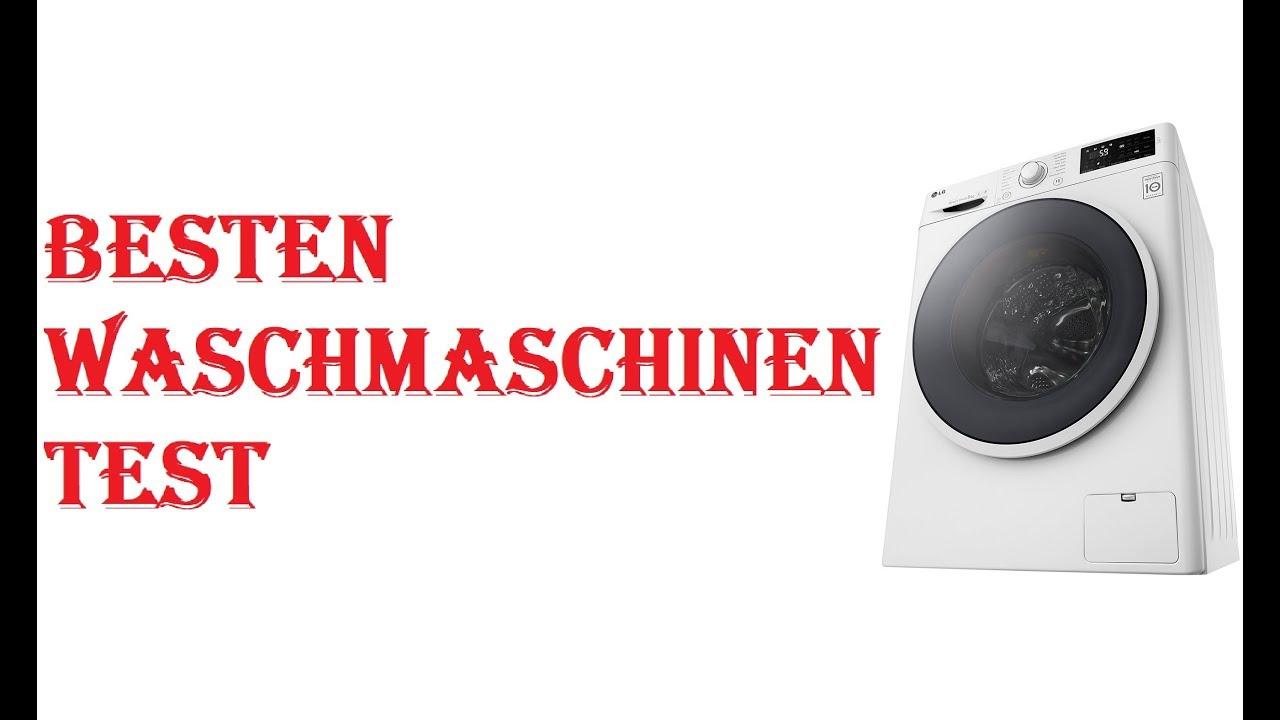 Test Waschmaschinen