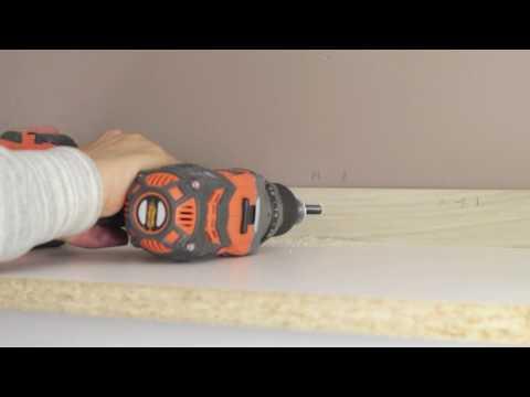 VTS 01 1 DIY Murphy Bed Assembly Instructions