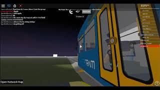 Sheffield p Roblox jogo rota roxa sai estação Sheffield para o parque de herdings