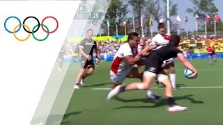 Japan defeats New Zealand in Rugby Sevens group stage