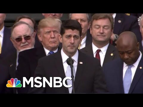 How President Donald Trump Captured The Republican Party | The Last Word | MSNBC