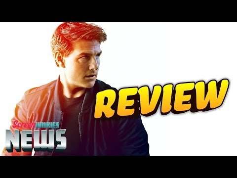 Mission Impossible: Fallout - REVIEW!