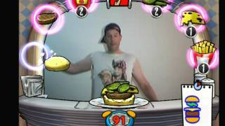Let's Play EyeToy Play 2 - Mr. Chef (1)