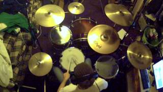Bad Religion - Hark! The Herald Angels Sing (drum cover) Liberty Drummer