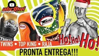LUVAS TWINS, TOP KING E RAJA • PRONTA ENTREGA!