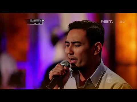 Pongki Barata ft Rio Febrian - Aku Bukan Pilihan (Live at Music Everywhere) **