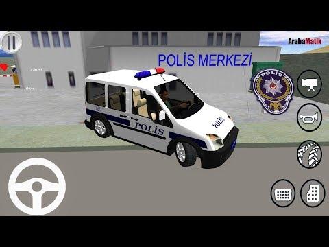 Polis Oyunu - FORD Connect TÜRK Polis Arabası Oyunu // Polis Simulator Android Oyun Oyna FHD