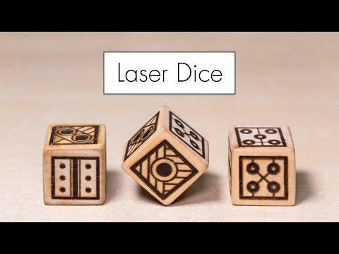 Laser Dice!