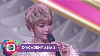 MENGHARUKAN!! Gara-Gara Faul Lida, Inul Daratista Meneteskan Air Mata - D'Academy Asia 5
