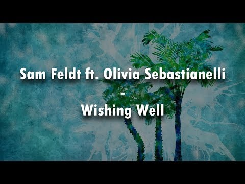 Sam Feldt ft. Olivia Sebastianelli - Wishing Well (Lyrics Video)