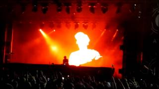Baauer Mixes LIVE in Detroit at MOVEMENT, 5-25-2014
