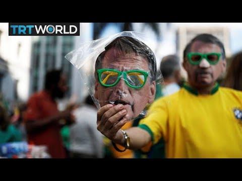 Brazil Elections: Support for Haddad despite Bolsonaro's lead