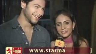 Cast of Laagi Tujhse Lagan interview 12th May 2010