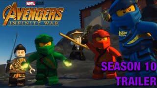 Ninjago Season 10 Trailer: Infinity War Style