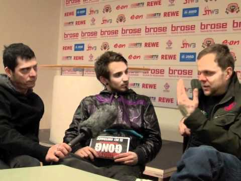 Gong 97.1 THE ROCK - Beatsteaks im Interview - Teil 2