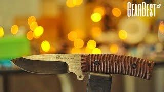 Пытка китайской стали | HX Outdoors D-144 | Обзор ножа от Zёбры