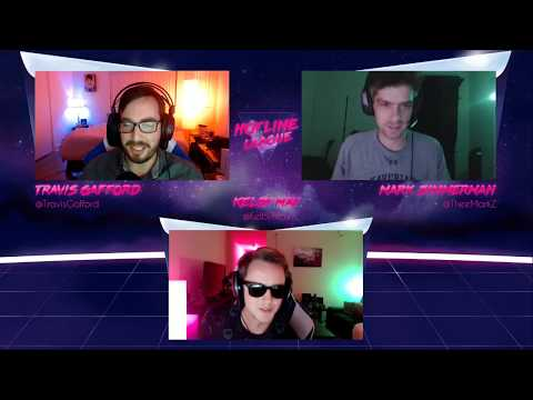 LCS roster rumors, NEW LCS teams, a talk with Steve, and your calls!  Hotline League 3