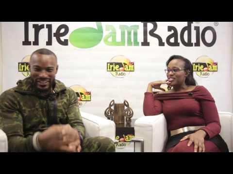 Stephanie Officer interviews Tyson Beckford