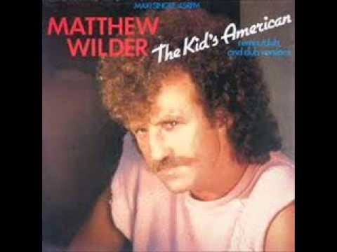 "Matthew Wilder ""The Kid's American"" (Extended Remix)"