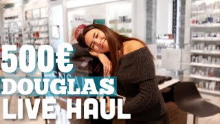 500€ Douglas LIVE HAUL (den IHR gewinnen könnt!) | Shanti Tan
