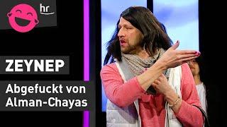 Zeynep gegen die Alman-Chayas Klaus und Klaus