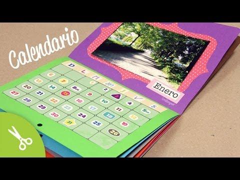 Haz un Calendario 2013 con Fotos y a tu gusto