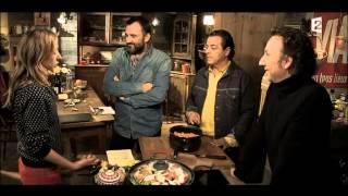 La parenthèse inattendue avec Stéphane Bern, Sylvie Testud et Chico (Gipsy Kings)