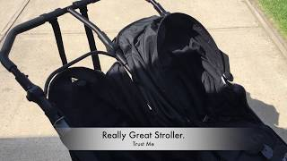 Bumbleride Indie Twin Stroller to Numa Car Seat Adapter