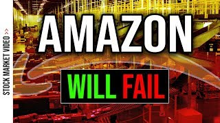 🔴 Amazon Stock Will Fail (AMZN) 🔴
