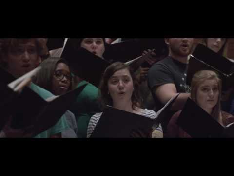 "Concordia University A Cappella Choir - ""Be Thou a Smooth Way"" - Columbia Avenue Sessions"