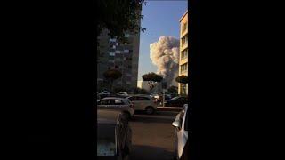 Lebanese American returning to help blast victims