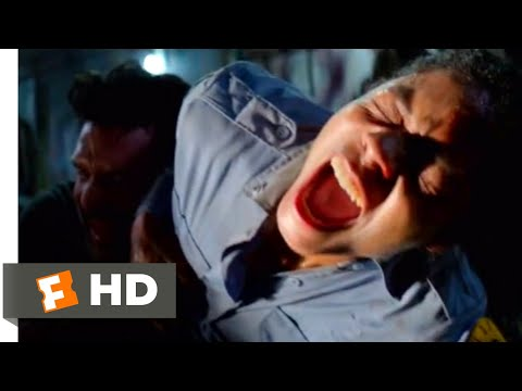 Black and Blue (2019) - Parking Lot Beatdown Scene (9/10) | Movieclips