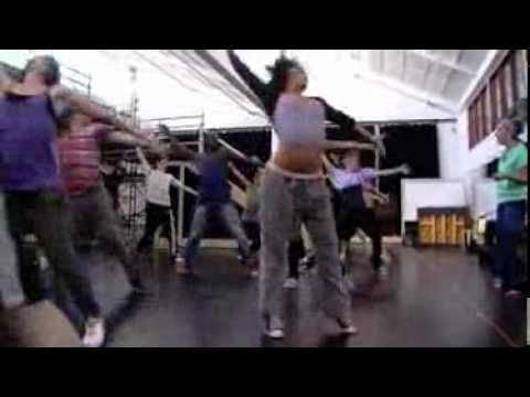 Fame - The Musical (Australian Tour - Rehearsals)