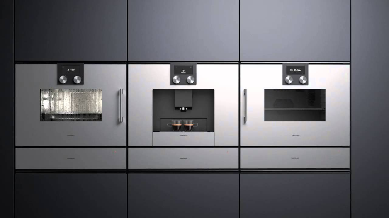 gaggenau ovens 400 200 series film final 720p h264 128 en youtube. Black Bedroom Furniture Sets. Home Design Ideas
