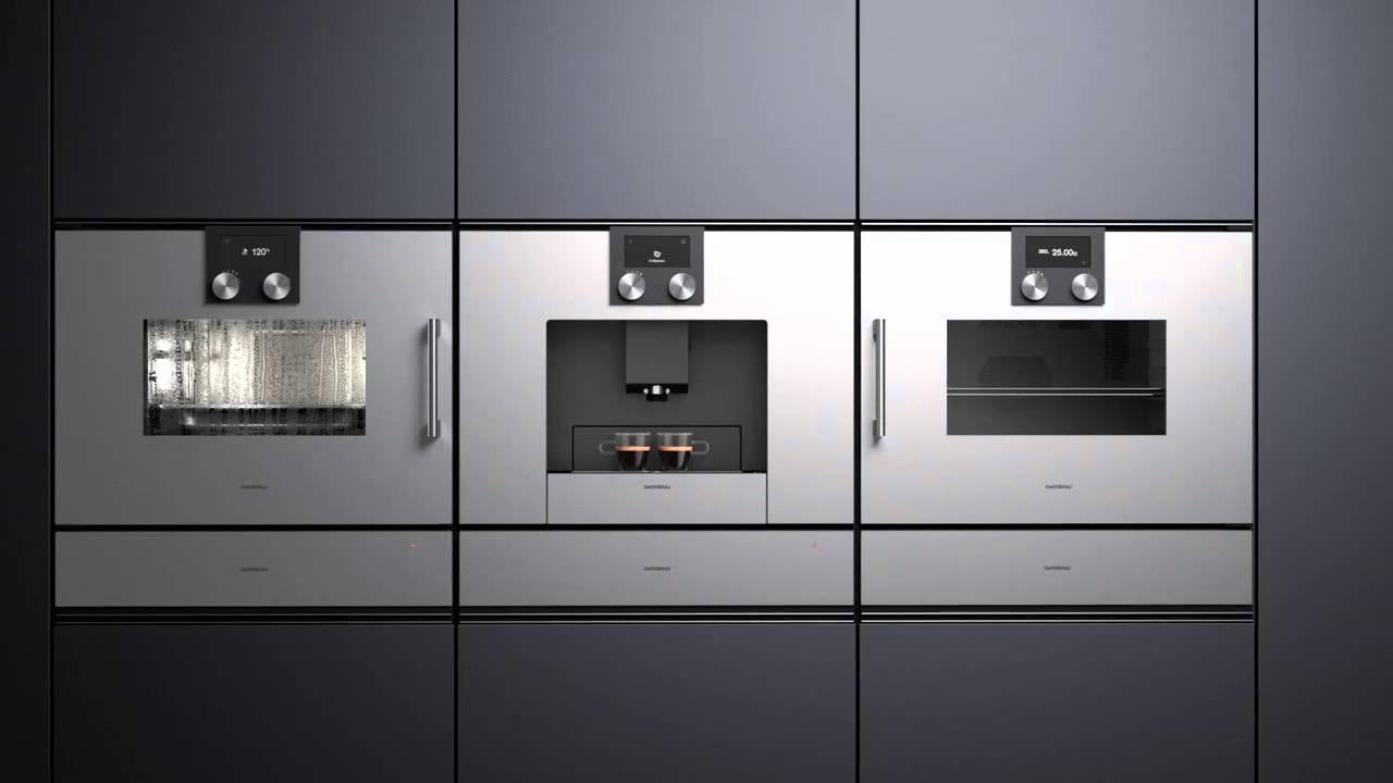 gaggenau ovens 400 200 series film final 720p h264 128 en. Black Bedroom Furniture Sets. Home Design Ideas