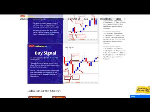 Dex indicators – choose a path