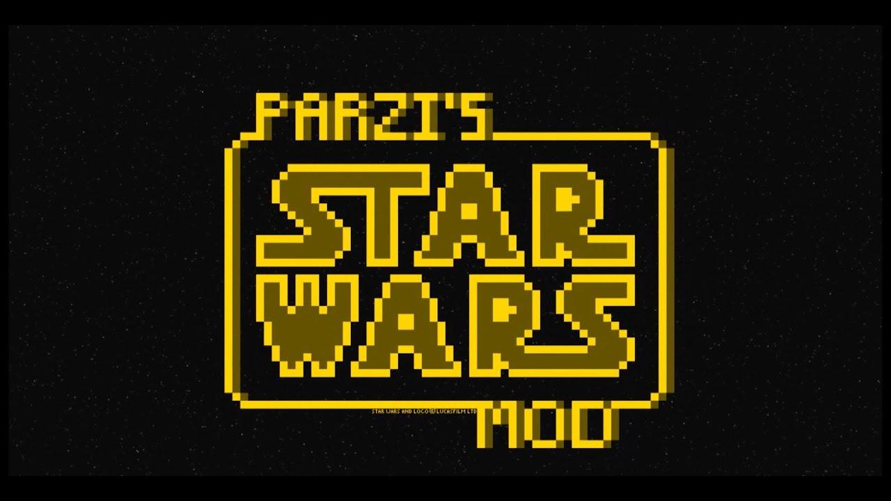 how to get minecraft star wars mod