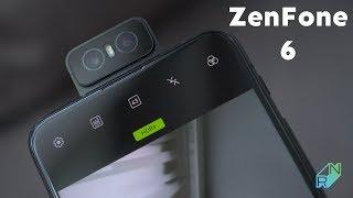 Asus ZenFone 6 z obracaną kamerą - Pierwsze wrażenia   Robert Nawrowski