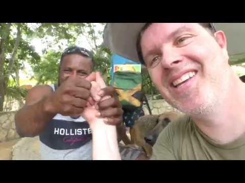 Wabba's blue hole Jamaica