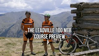Leadville 100 MTB Preview Video
