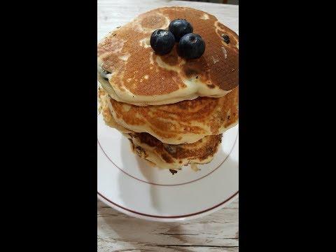 •-manmelang-•-:-pancakes-inratables-aux-myrtilles/bleuets-ultra-moelleux,-facile-et-rapide