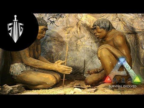 Mağara Adamları  I  Ark Survival Evolved #26