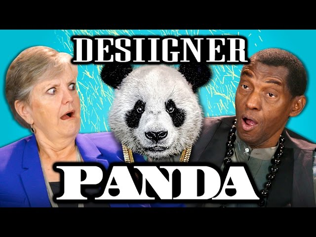 Hilarious! Old People React To Desiigner's Panda Lyrics