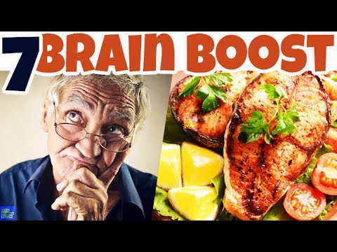 TOP 7 BRAIN FOODS Help Fight Dementia & Alzheimer's. BEST Ways to Prevent Dementia & Alzheimer's